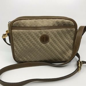 GUCCI Vintage Brown Crossbody bag